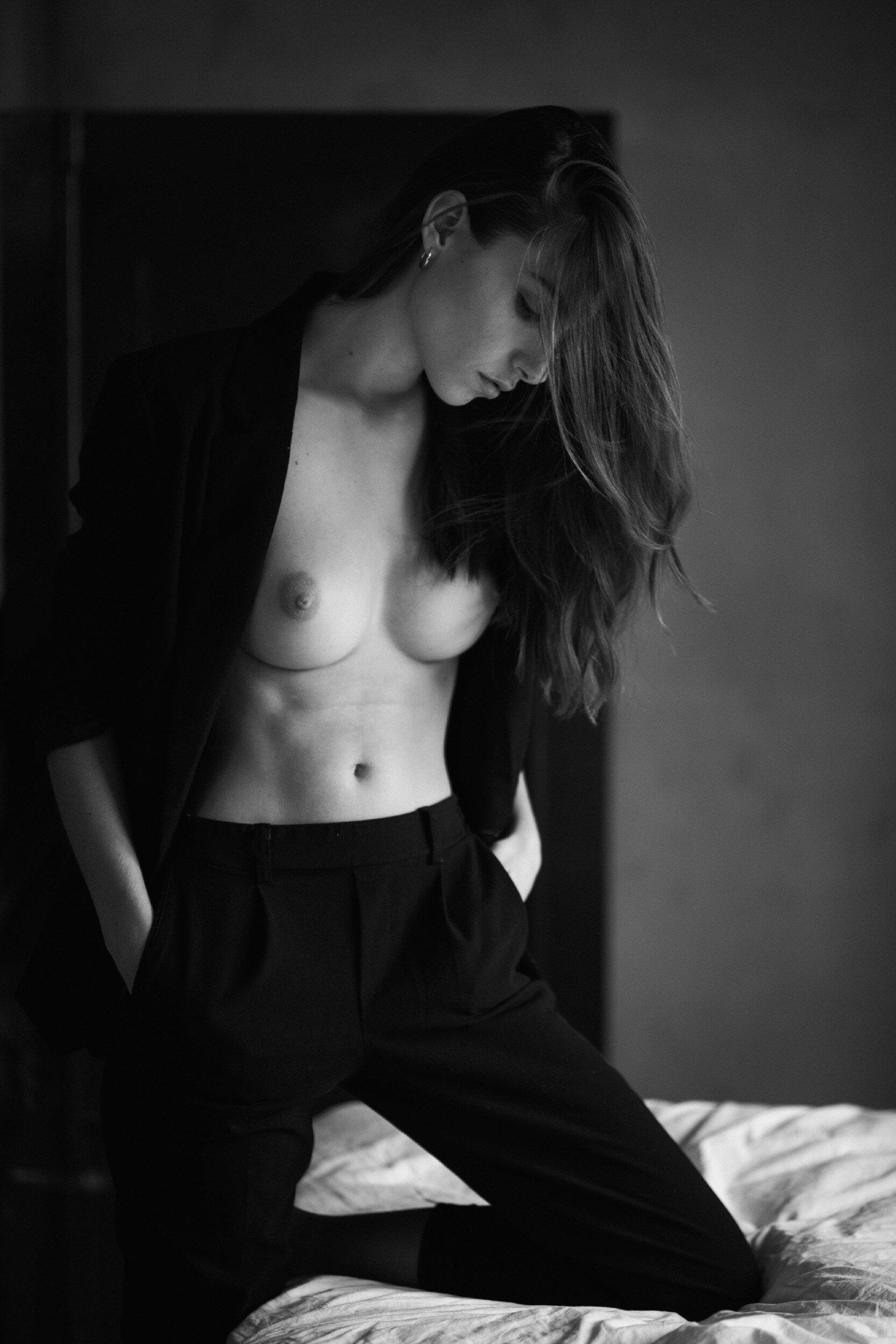 Rebecca Bagnol - Olaf Korbanek photoshoot