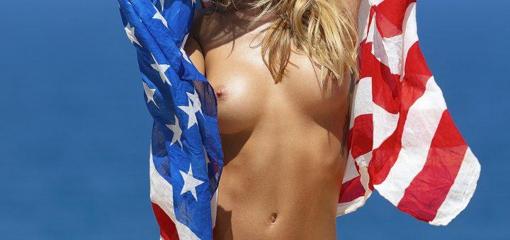Alina Boyko - Ana Dias (Playboy) photoshoot