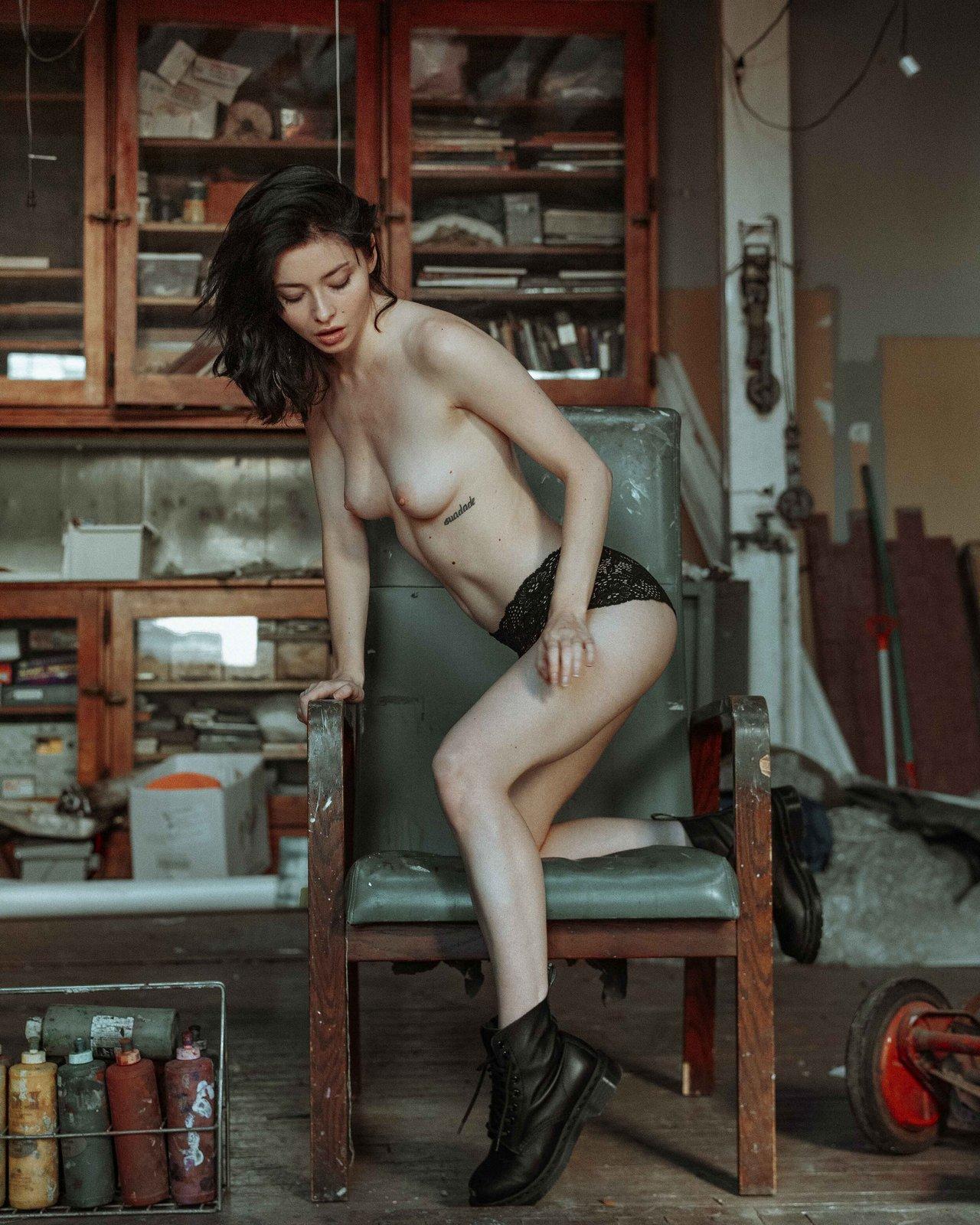 Alina Lee - Eraj Asadi photoshoot