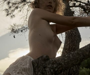 Ambre Renard - Bruno Gibson photoshoot