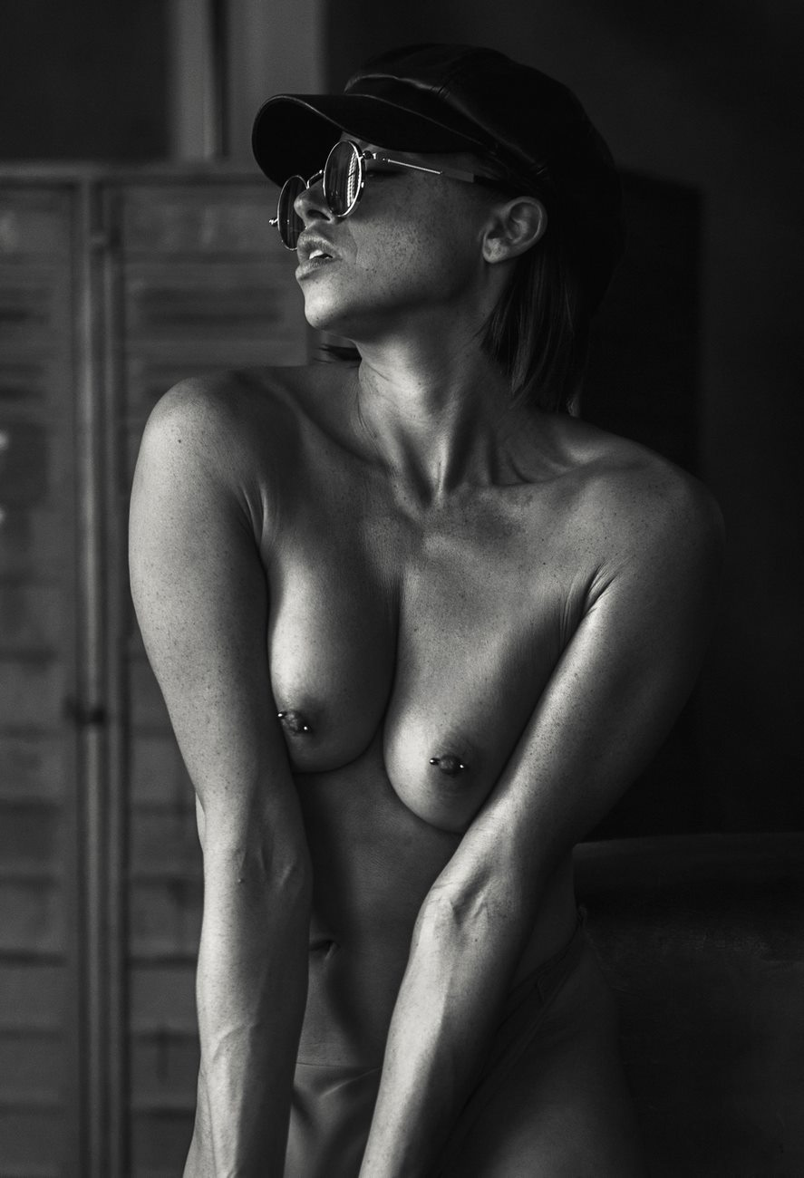 Clara Rene - Hannes Walendy photoshoot