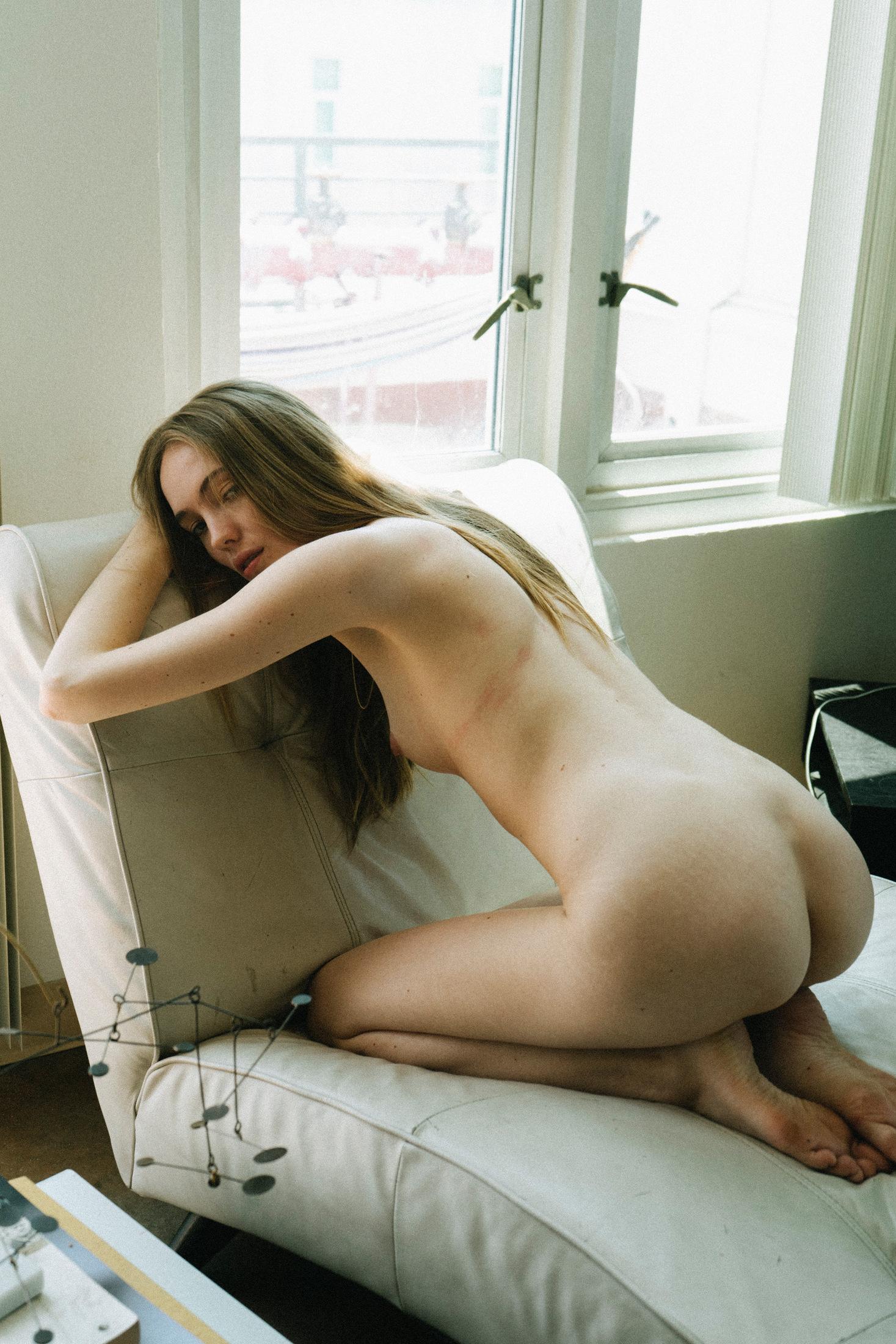 Ema McKie - Sam Livm photoshoot