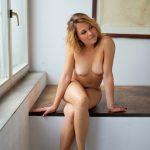 Franziska Van Der Heide – Hannes Caspar photoshoot