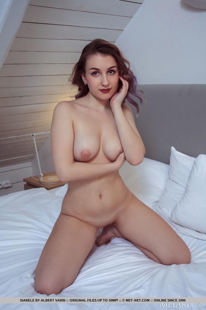 Isabele - Albert Varin photoshoot (August 2020)