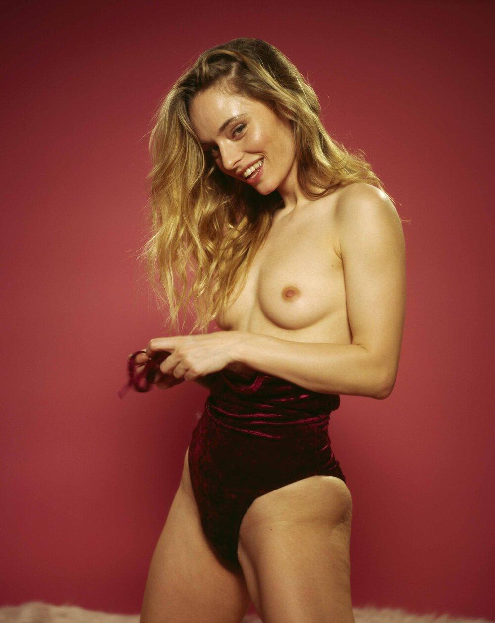 Maria Kn - Delaney Teichler photoshoot