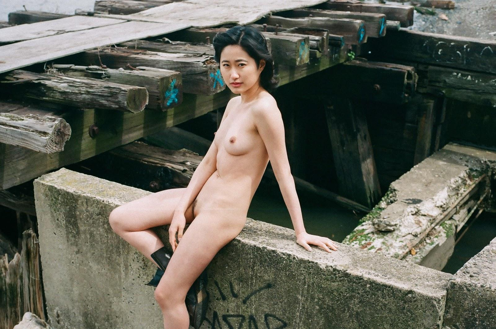 Sheri Chiu - Danny Scott Lane photoshoot