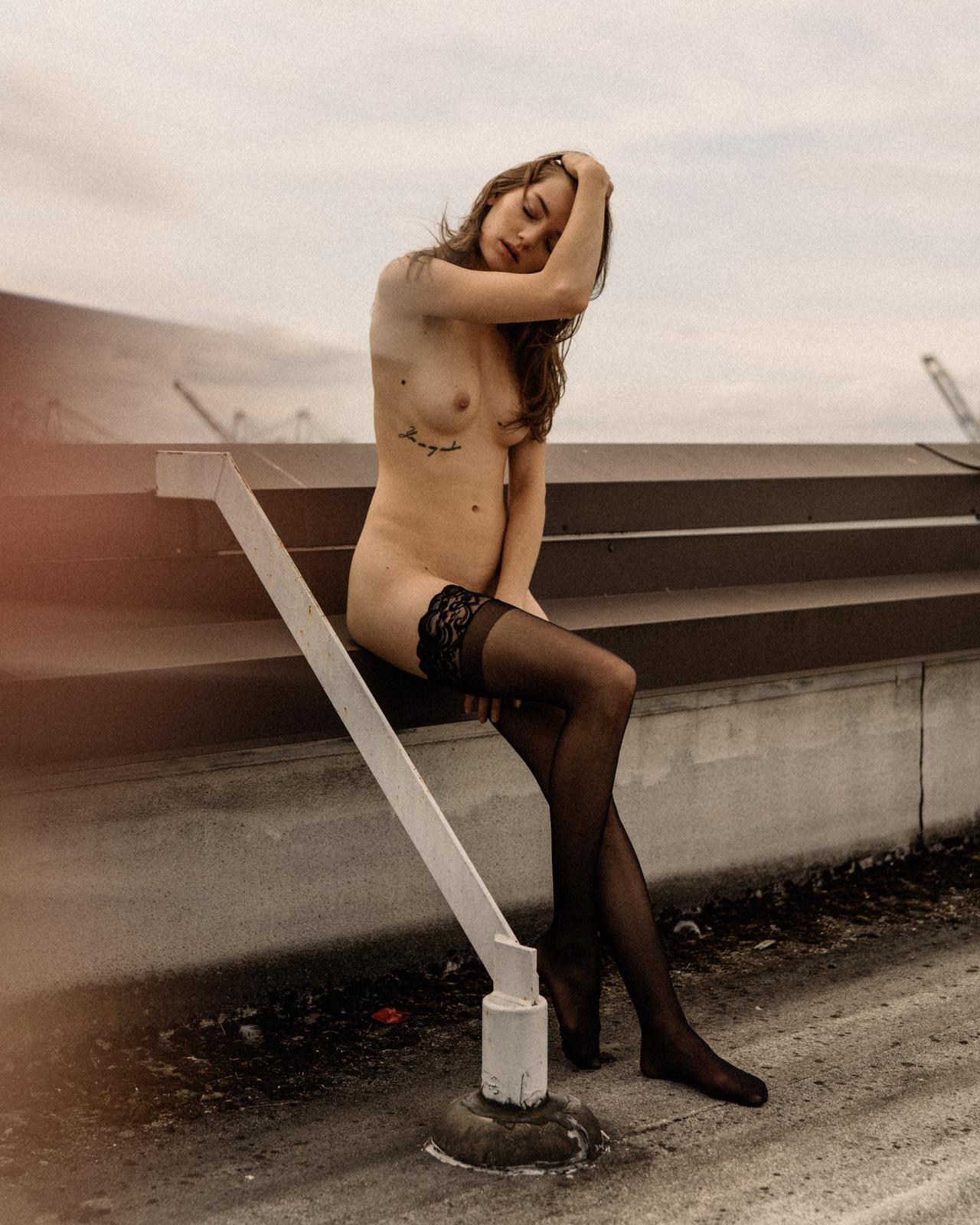 Sophia Lieberman - AJ Ragasa photoshoot