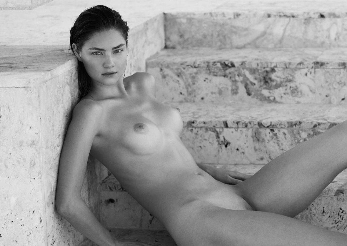 Vika Levina - David Bellemere photoshoot