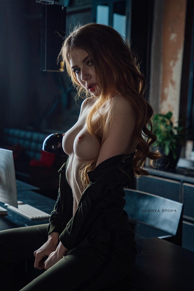 Alina Mayer - Zhenya Stopa photoshoot
