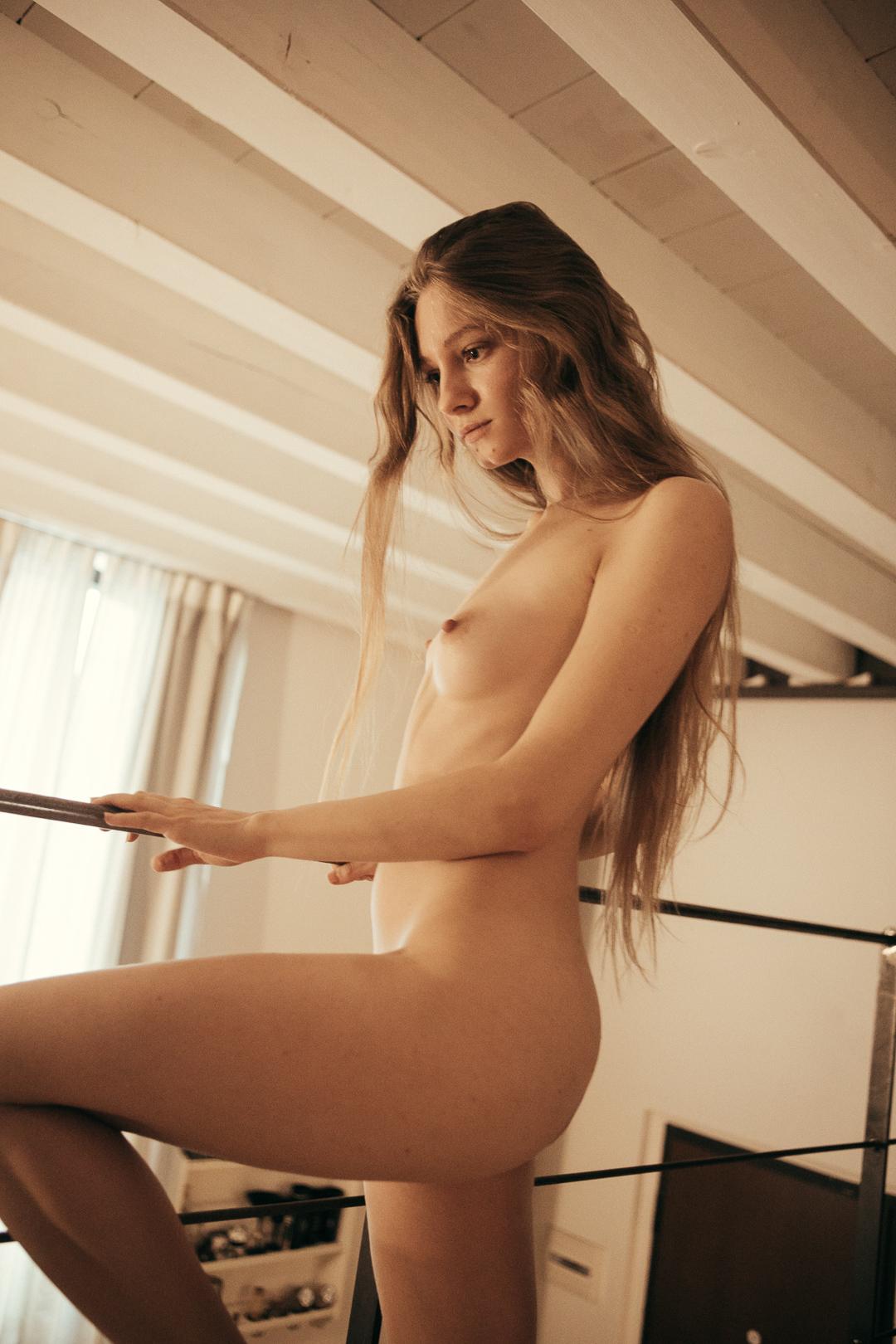 Ania Alexandrovna - Marco Giuliano photoshoot
