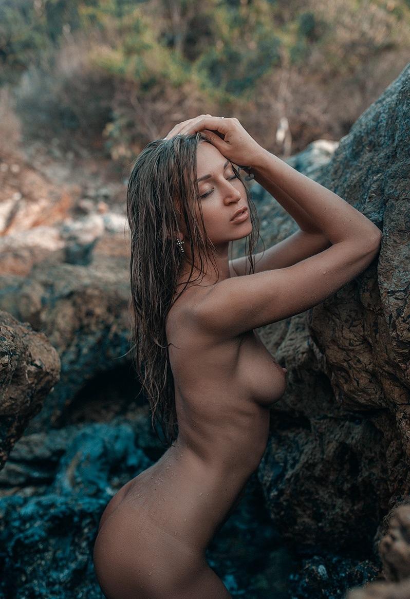 Galina Fedorova - Igor Koshelev photoshoot