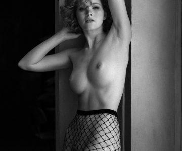 Heidi Romanova - Sacha Leyendecker photoshoot