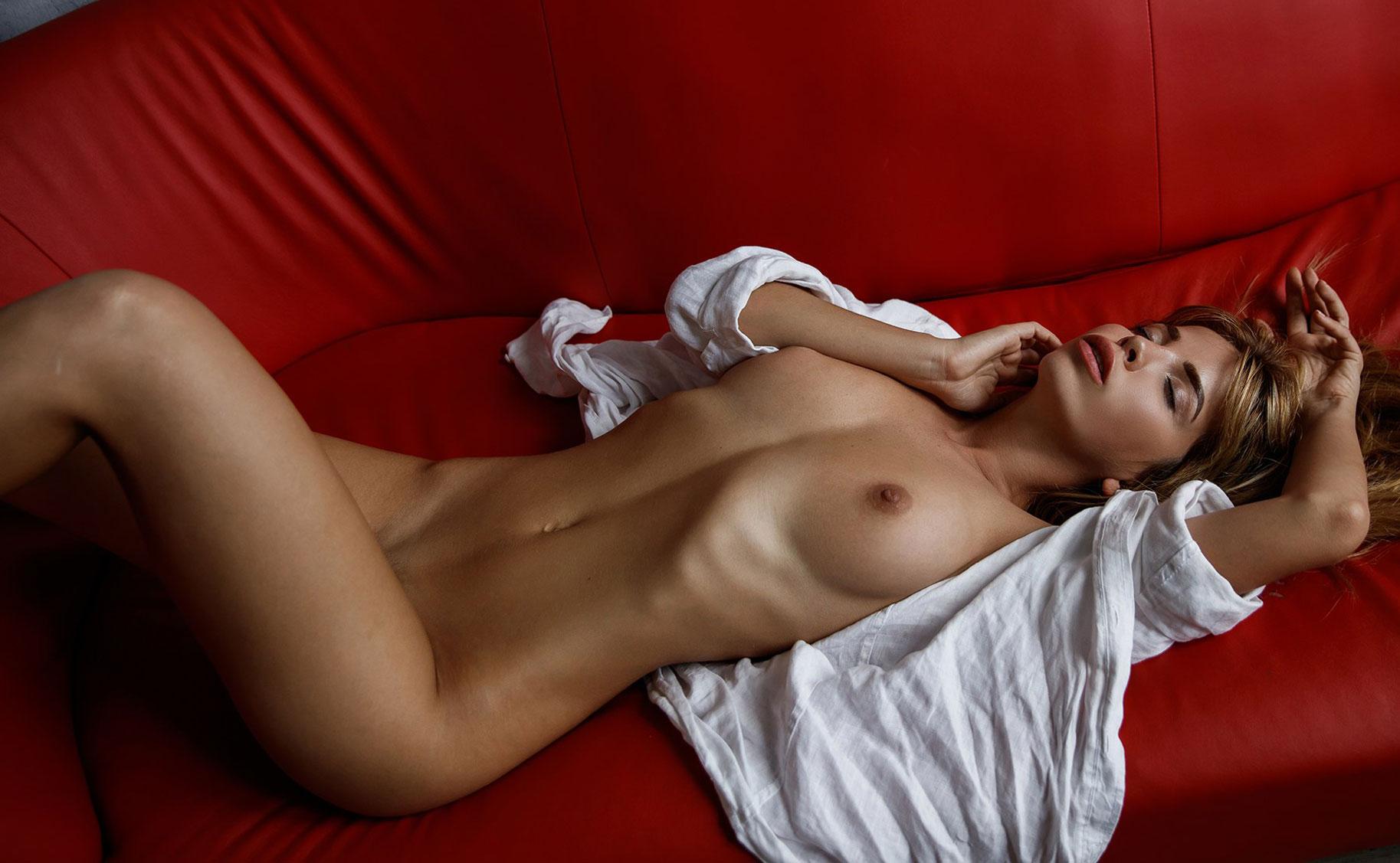 Karina Avakyan - Alexey Trifonov photoshoot