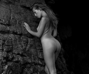 Katia Martin - Arthur Hubert Legrand photoshoot