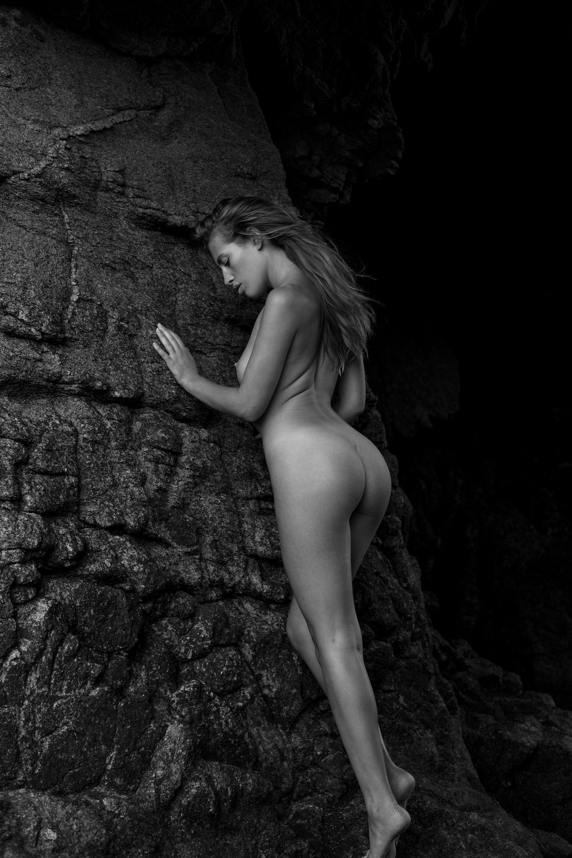 Katia Martin - Arthur Hubert photoshoot