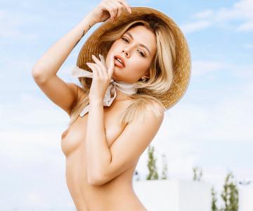 Margot Gajewska - Nicholas Ferres photoshoot