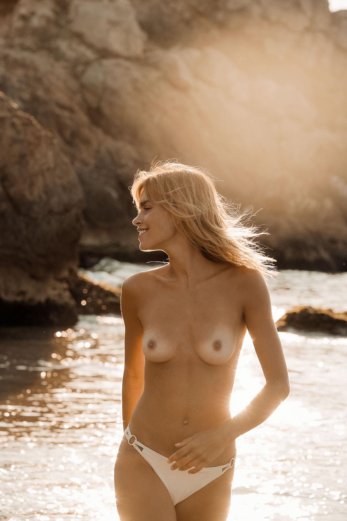 Olivia Aarnio - Markus Henttonen photoshoot
