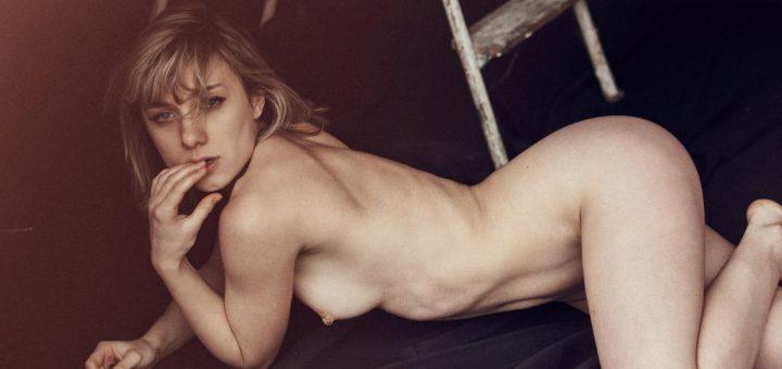 Salome Lancolia - Emmanuel Grignon photoshoot