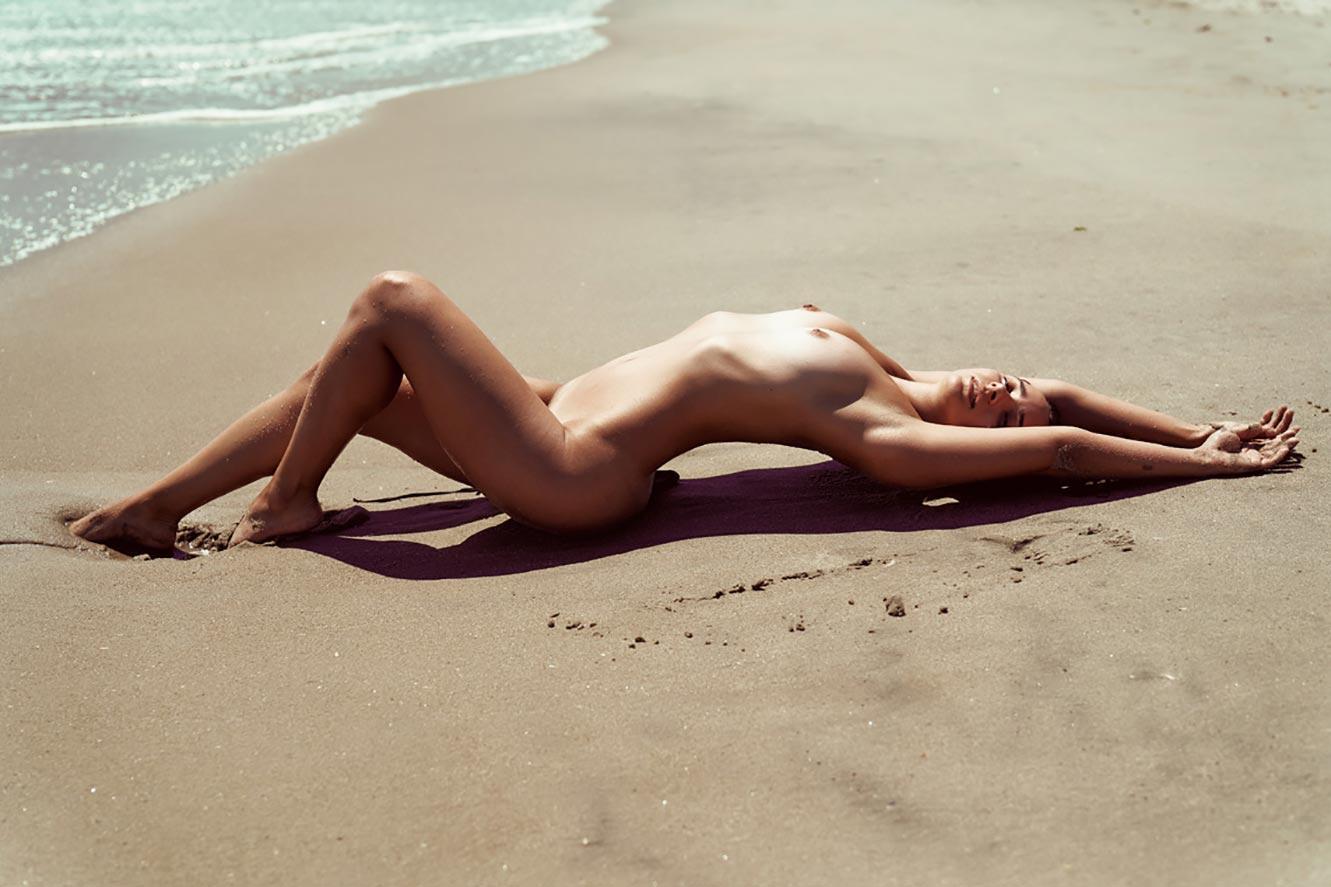 Sarah O'Hara - Mike Matos photoshoot