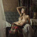 Alena Amoralova – David Dubnitskiy photoshoot