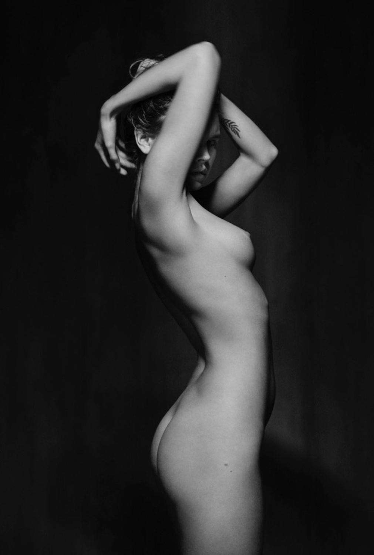 Anastasiya Scheglova - Nicolas Guerin photoshoot