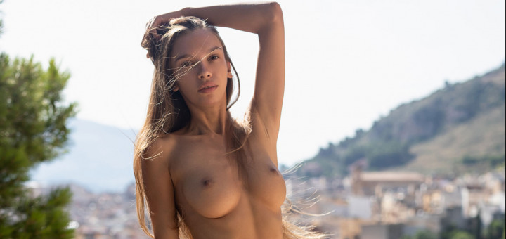 Aya Beshen - Filippo Sano photoshoot