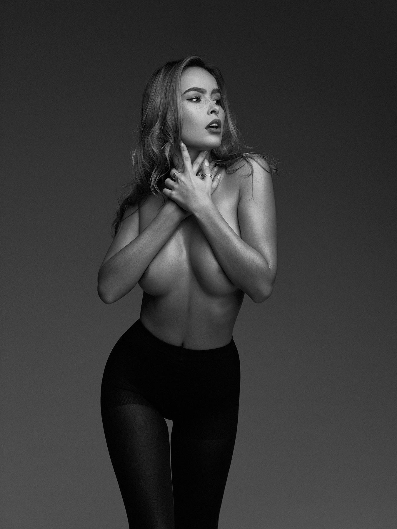 Elena Kamperi - Joakim Karlsson photoshoot