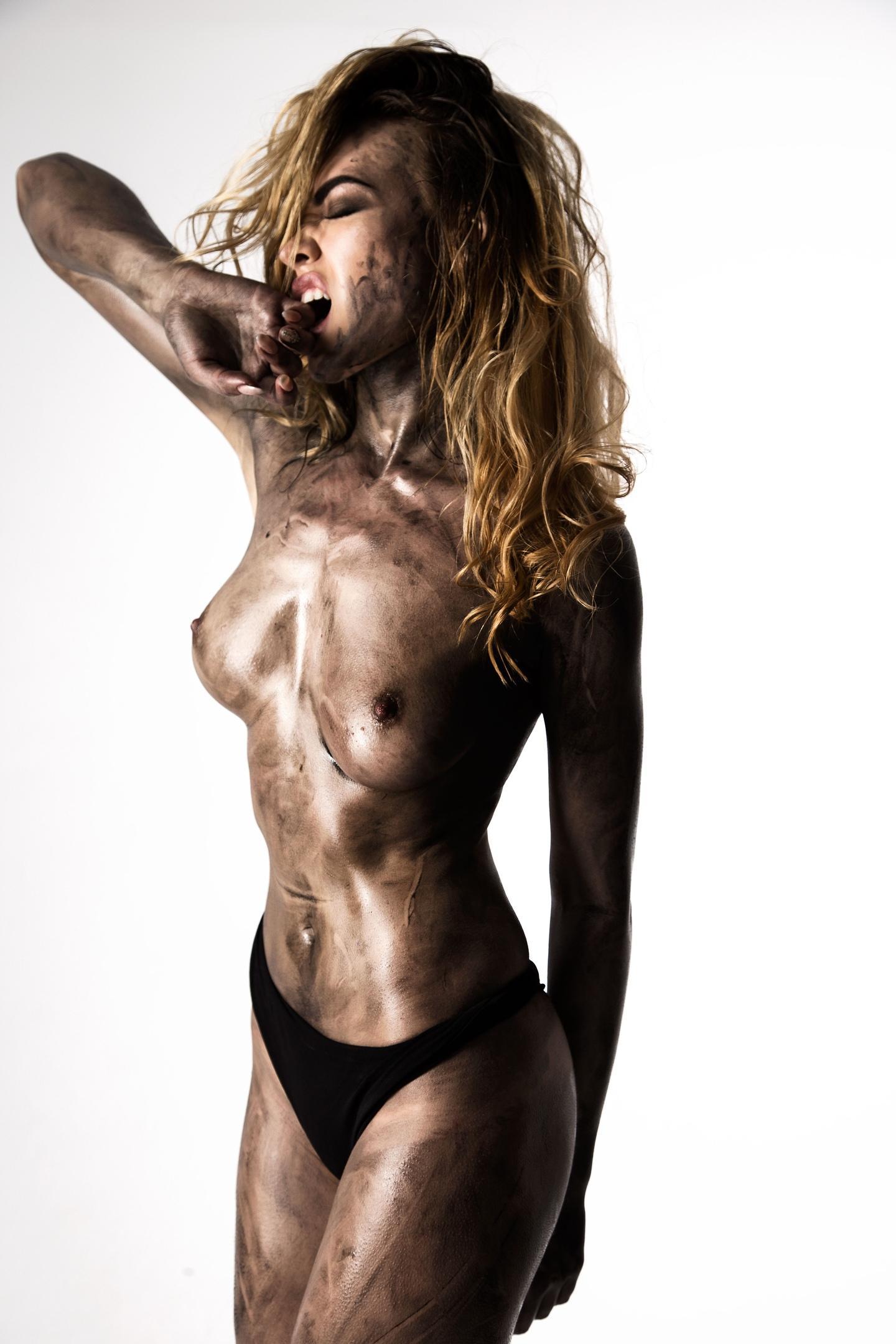 Ellina Muller - Alex Izumov photoshoot