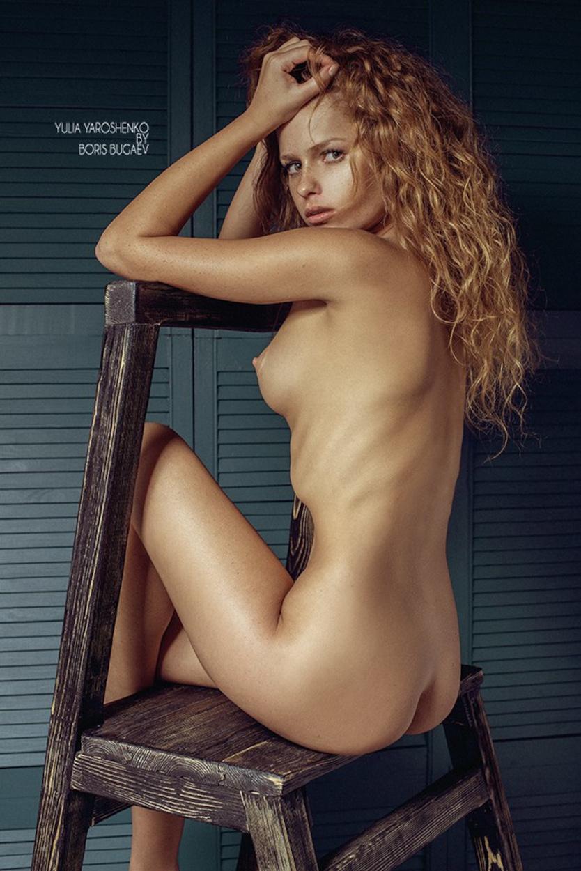 Julia Yaroshenko - Boris Bugaev photoshoot