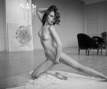 Marta Gromova - Alex Nemalevich photoshoot