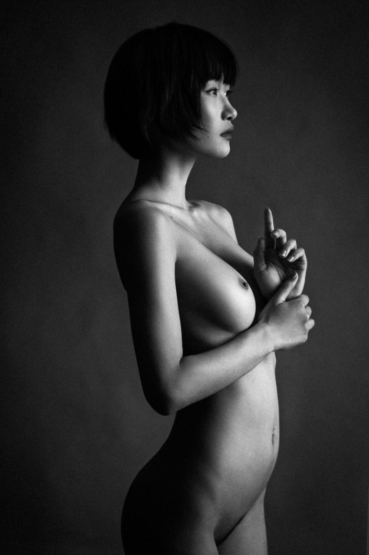 Miki Hamano - TJ Huff photoshoot