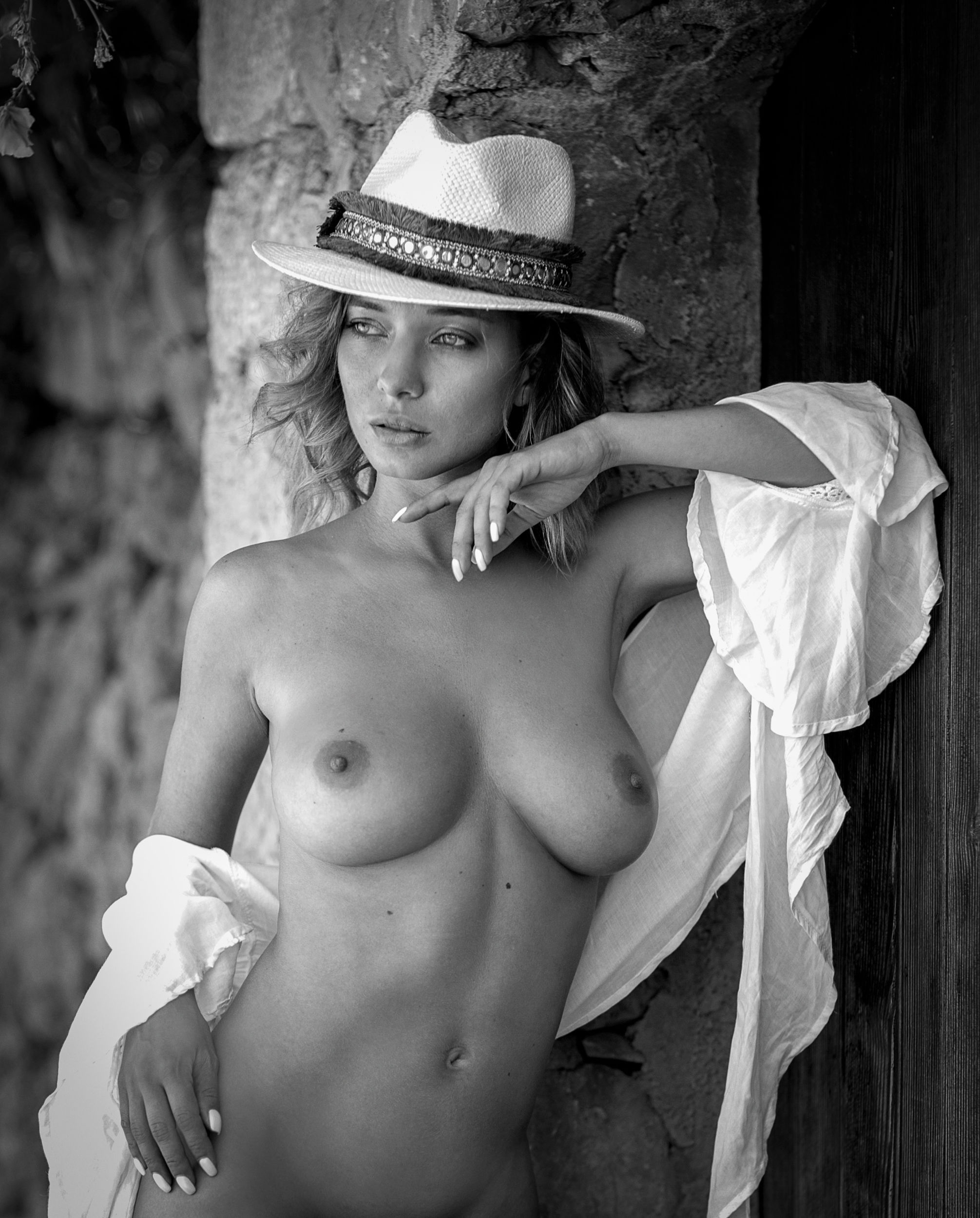 Natali Andreeva - Dieter Kaupp photoshoot