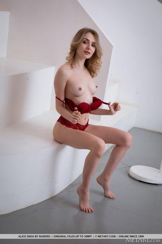 Alice Shea - Nudero photoshoot (November 2020)