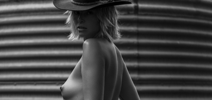 Anna Feller - Playboy photoshoot