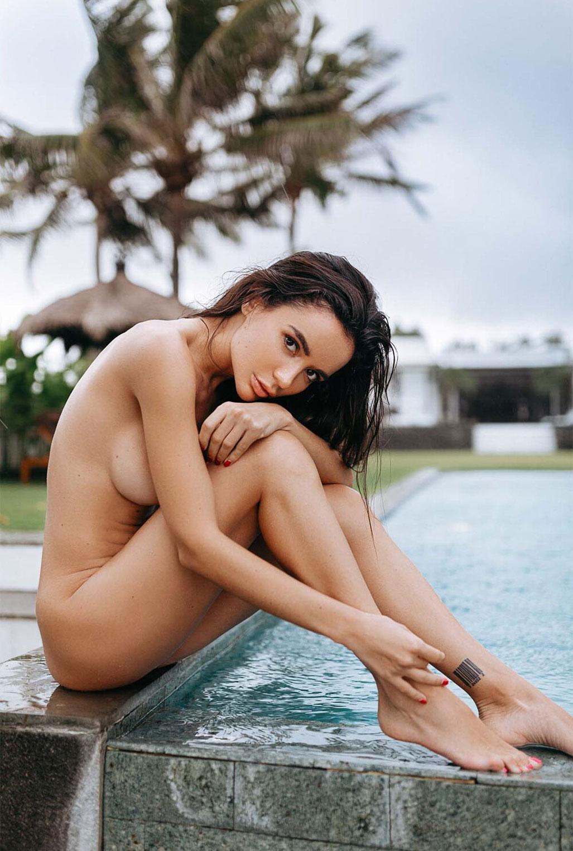 Ekaterina Zueva - Teddy Marks photoshoot
