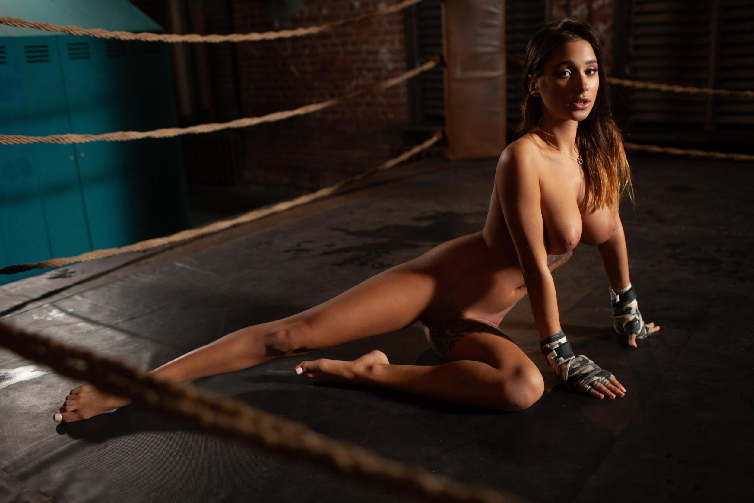 Liya Silver - StasyQ photoshoot