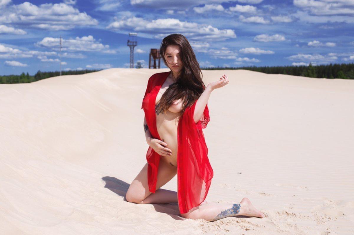 Valeri Gumeniuk - Evgeniy Reshetov photoshoot
