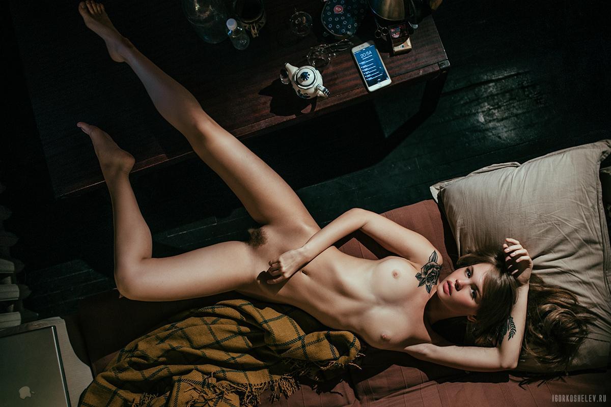 Anastasiya Scheglova - Igor Koshelev photoshoot