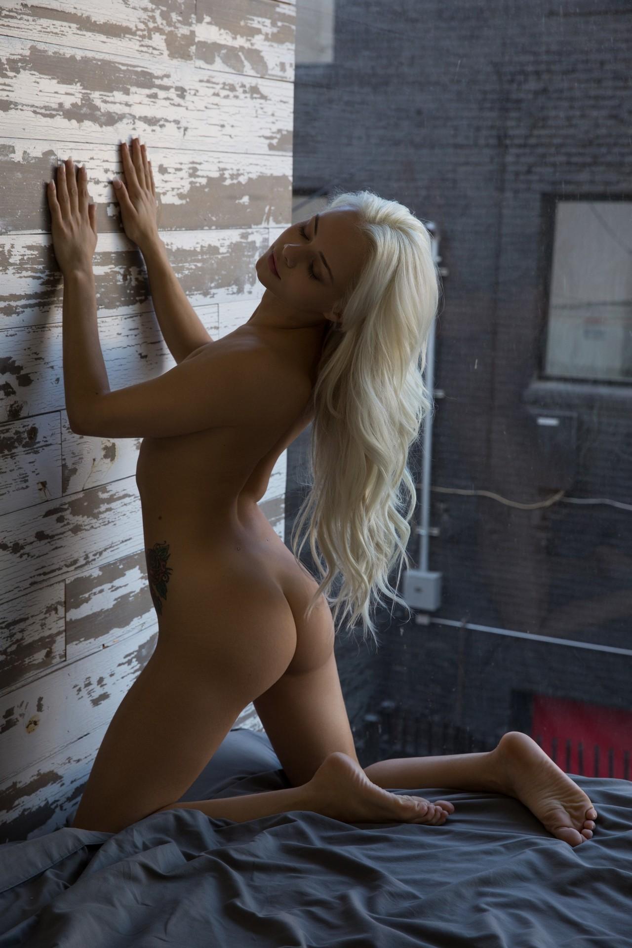 Elsa Jean - Cassandra Keyes photoshoot