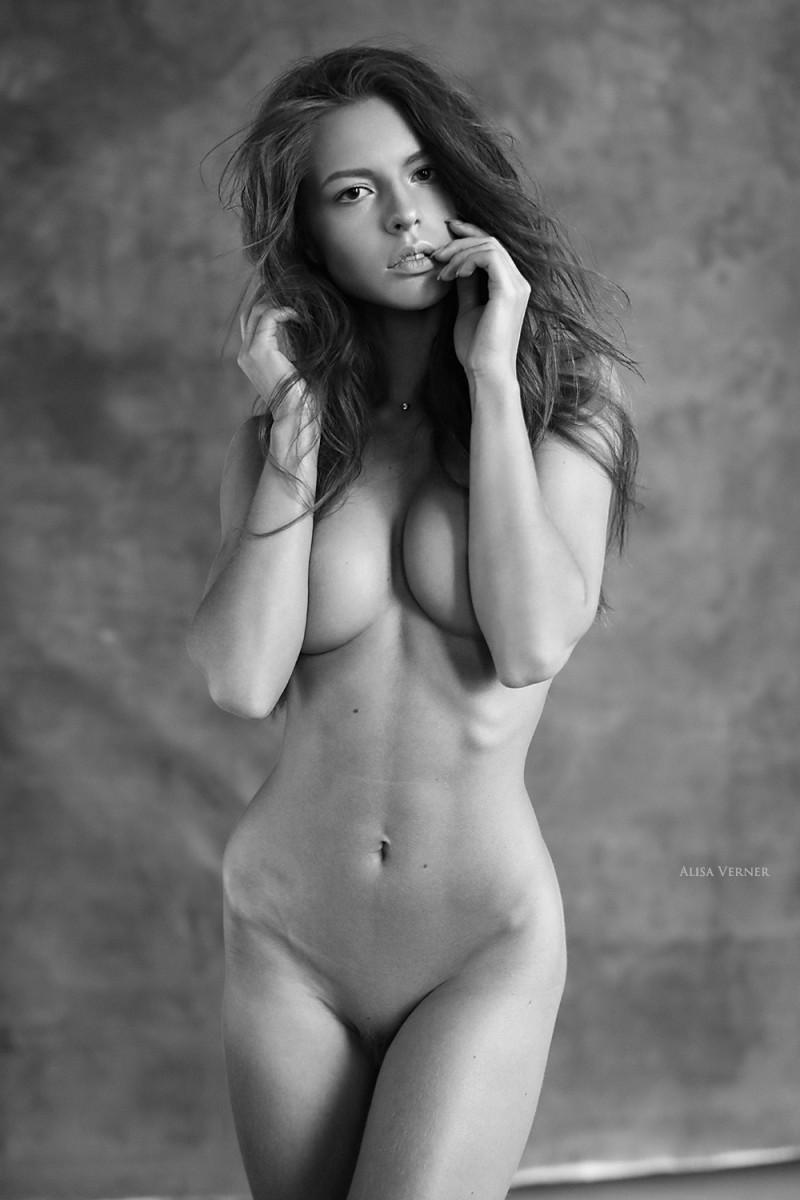 Julia Zubova - Alisa Verner photoshoot