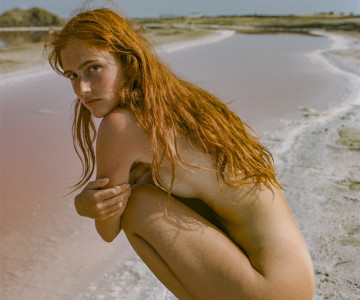 Lena - Servan Ilyne photoshoot
