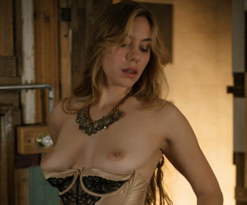 Stefani Kovalyova - Playboy photoshoot
