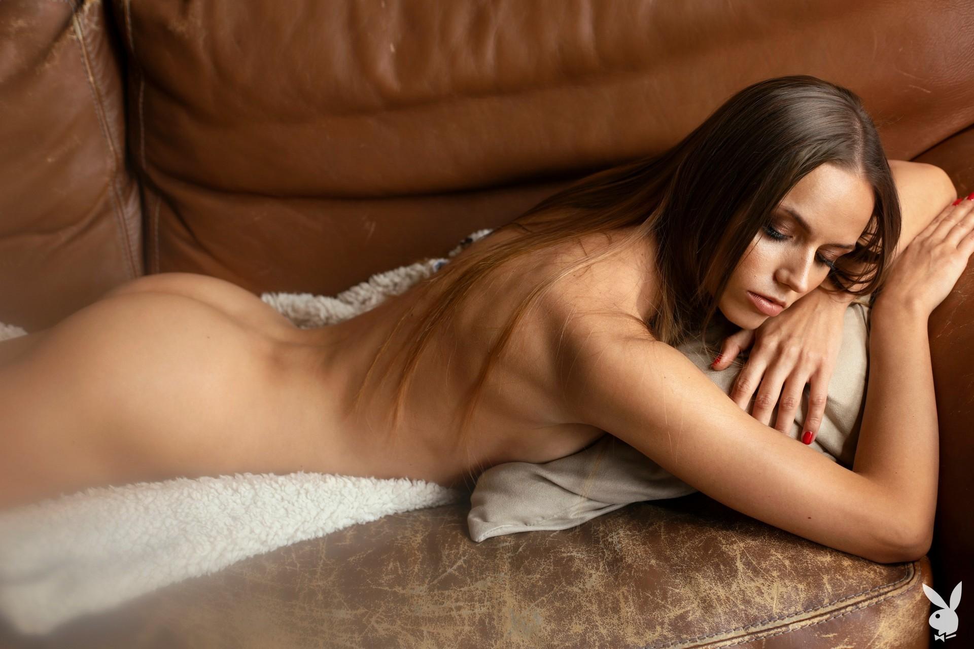 Adel Vakula - Playboy photoshoot