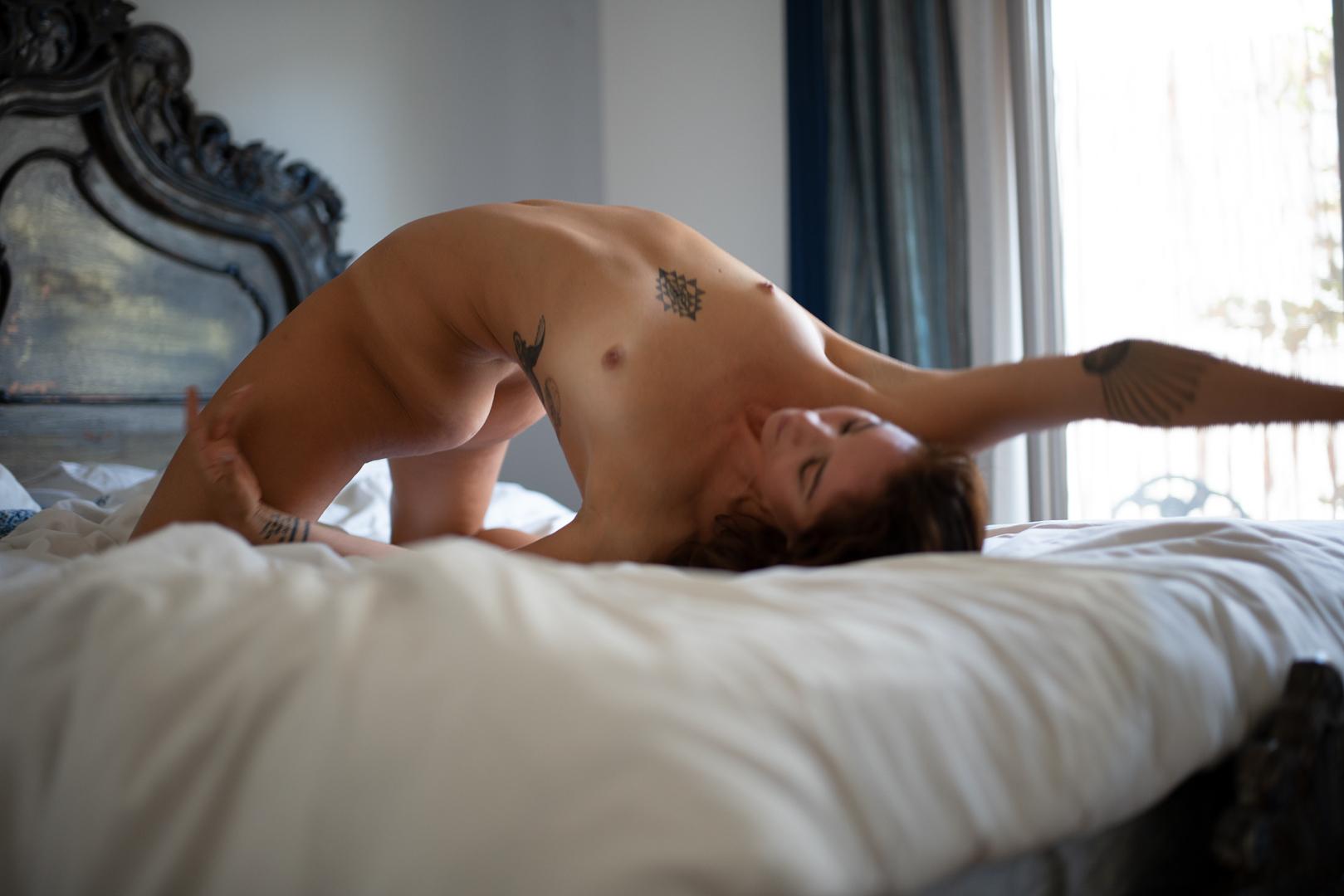 Audrey Catherine Elijah - Peter Coulson photoshoot