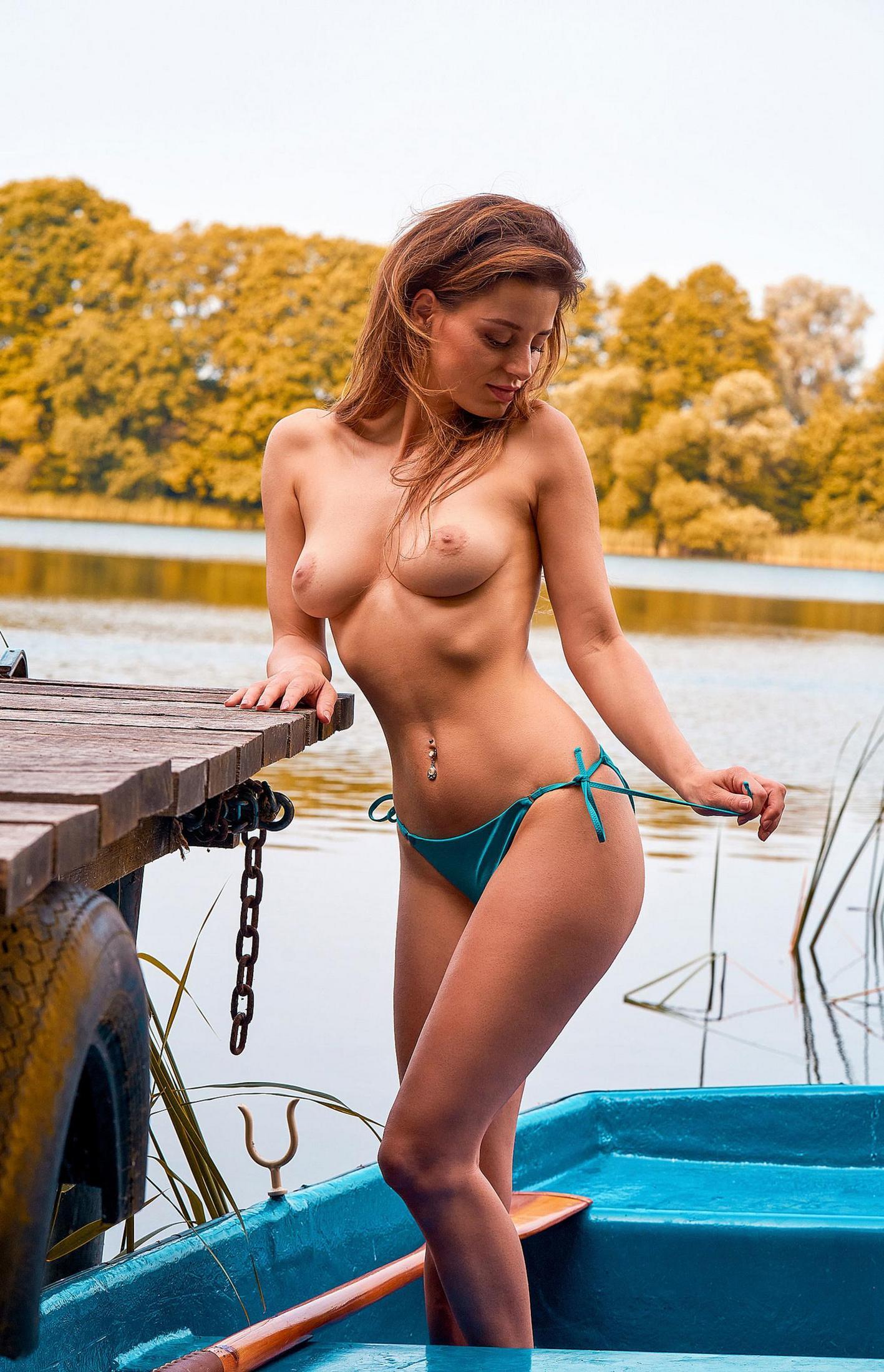 Jeany Waldheim - Simon Bolz photoshoot