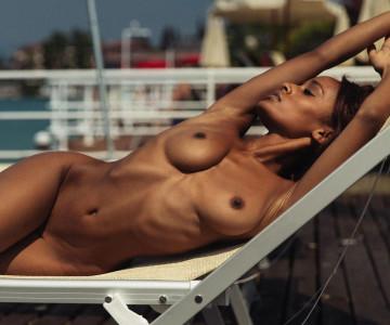 Maeva Leduc - Thomas Agatz photoshoot