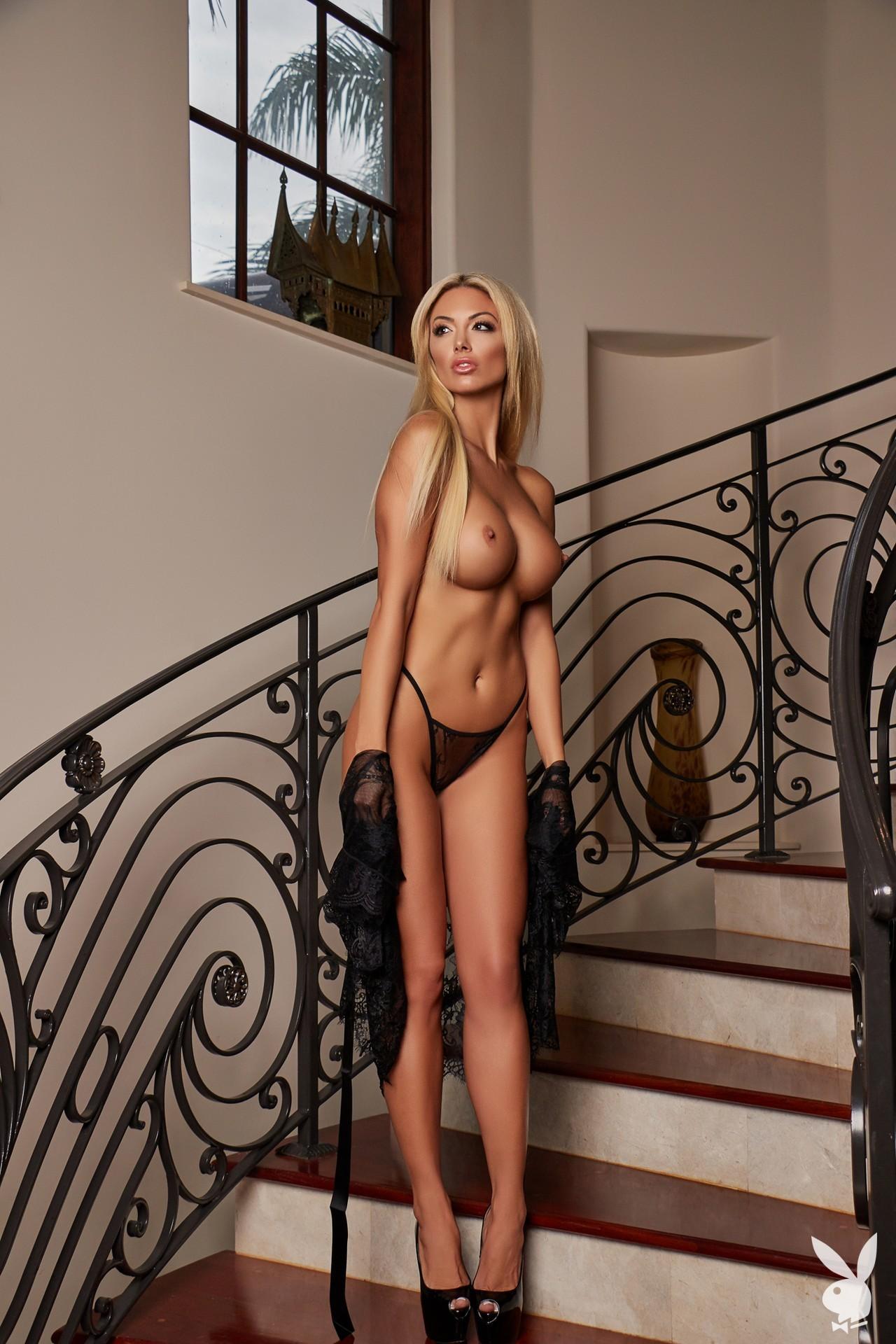 Bethany Giura - Playboy photoshoot