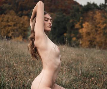 Ida - Laukart photoshoot