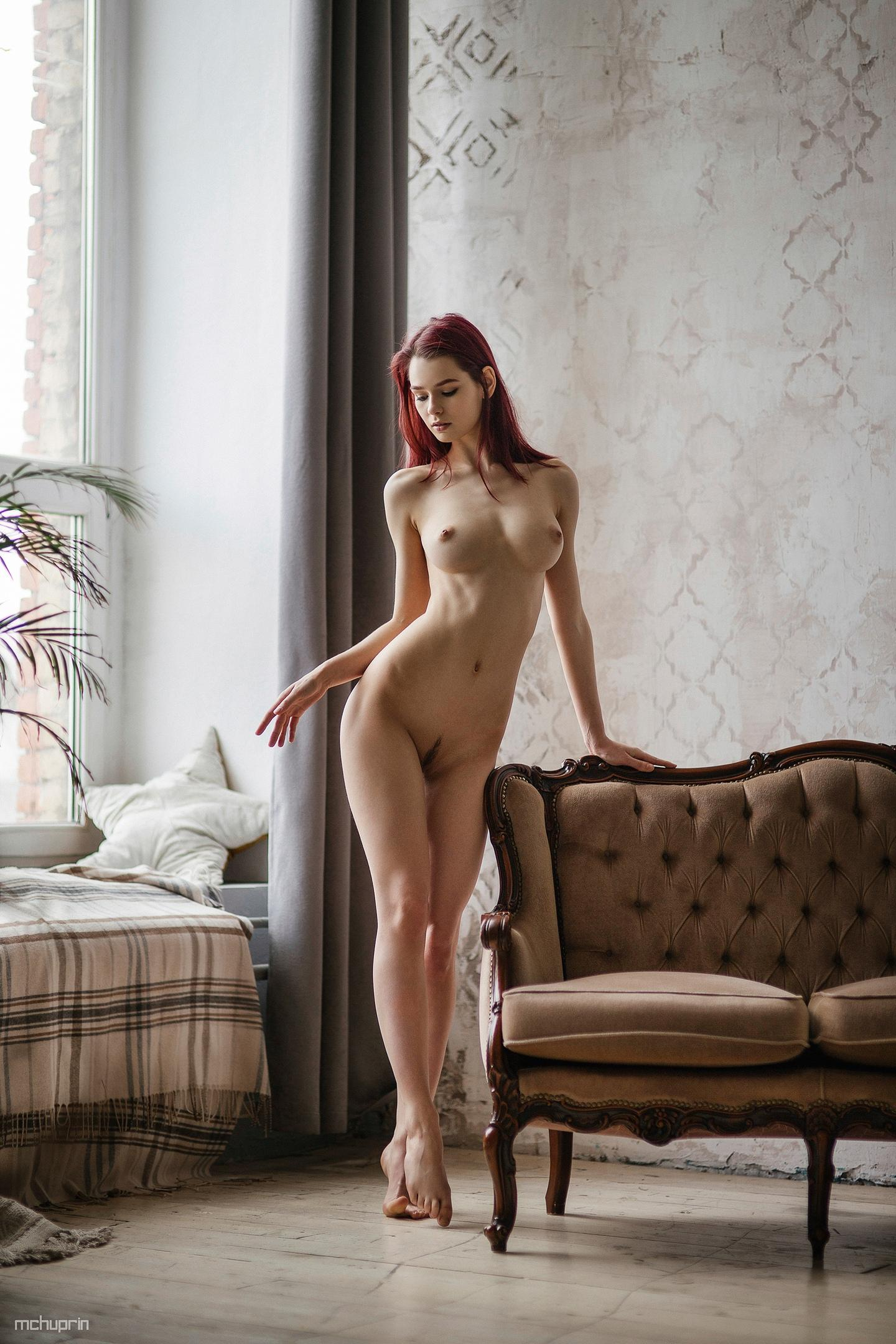Irina Telicheva - Maxim Chuprin photoshoot
