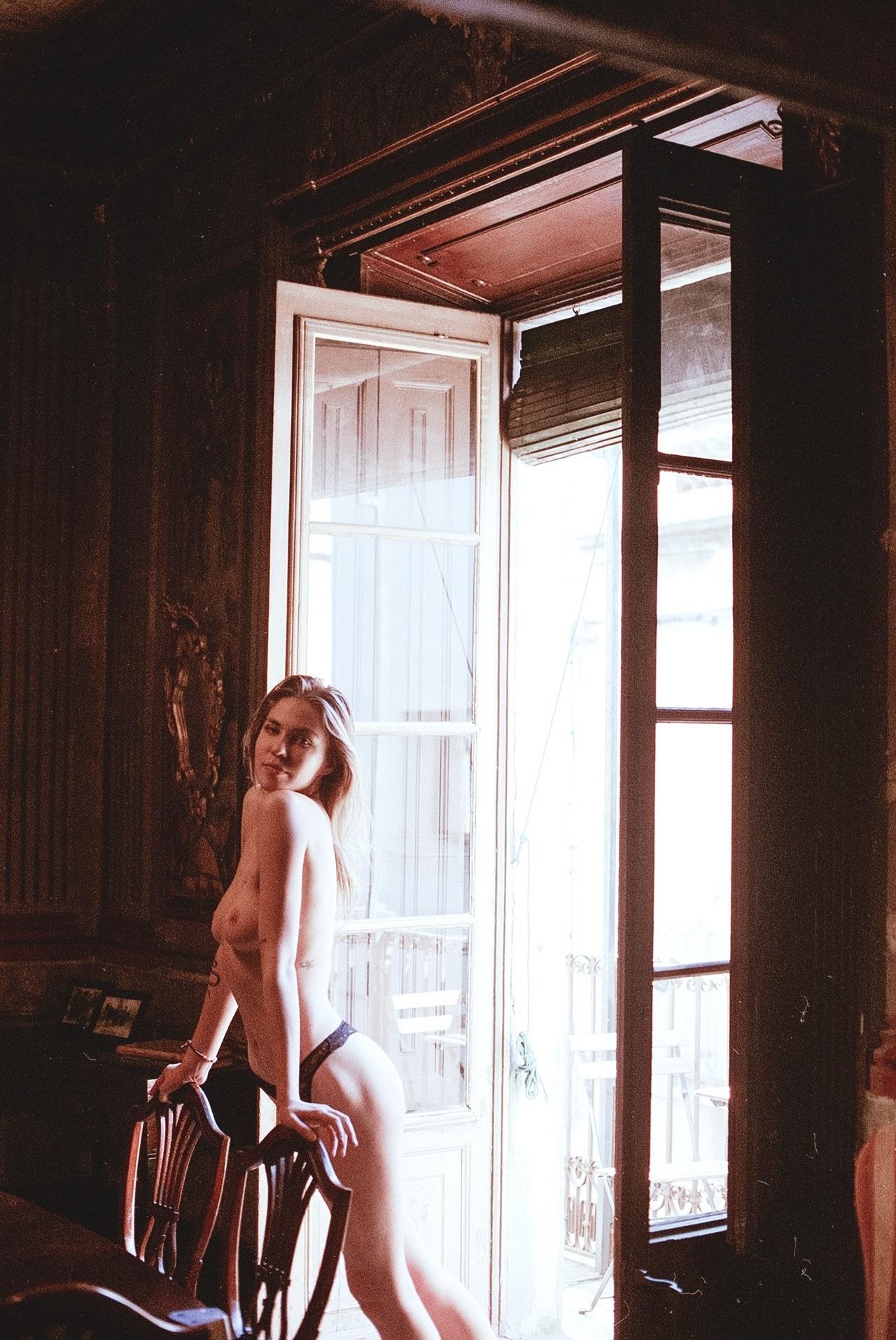 Julia Majewska - Marcel Boer photoshoot